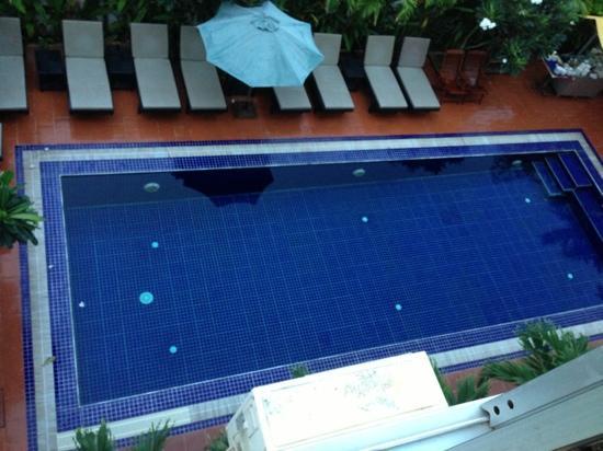 MotherHome Guesthouse: 游泳池