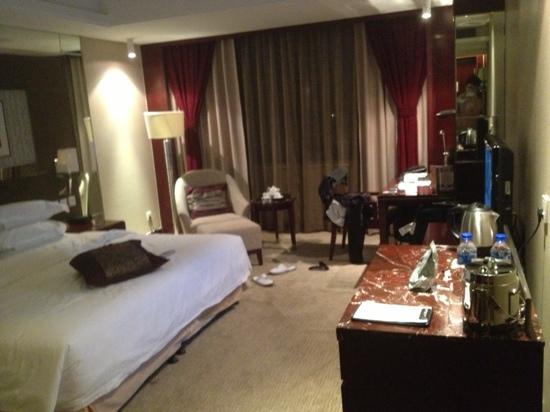 Vision Hotel: 行政大床