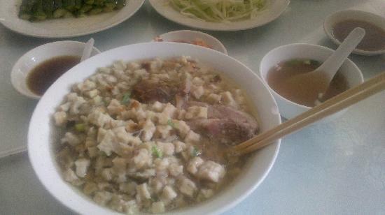 Jia San Soup Bun