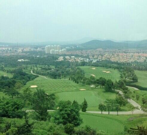 Qingdao International Golf Course: 天泰