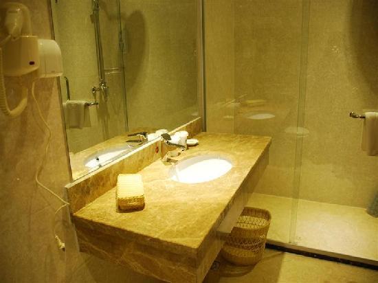 Dingyuan County, Chiny: 厕所