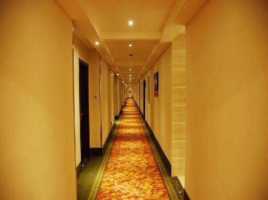 Dingyuan County, Chiny: 走廊
