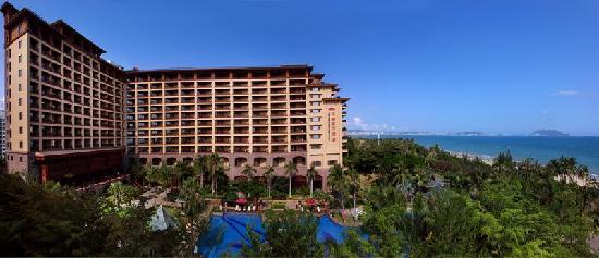 Timton International Hotel: 酒店全景