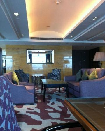 InterContinental Foshan: 酒廊