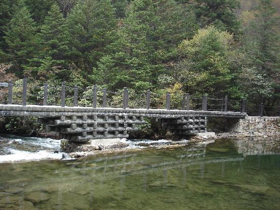 Xinduqiao Town: 桥