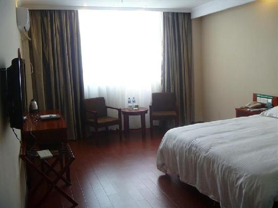GreenTree Inn Bozhou Weiwu Road Business Hotel: 客房