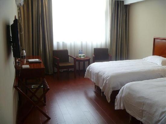 GreenTree Inn Bozhou Weiwu Road Business Hotel
