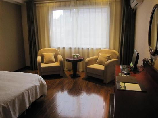 GreenTree Inn Chuzhou Wandong International Car City Express Hotel