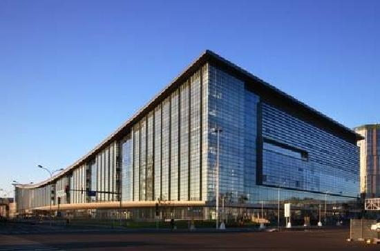 China National Convention Center: 不错吧