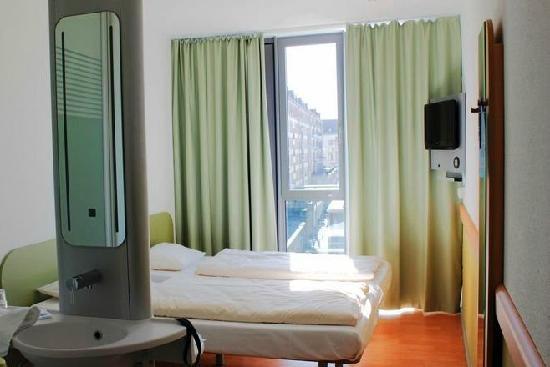 Dorint Hotel Dresden: 卧室