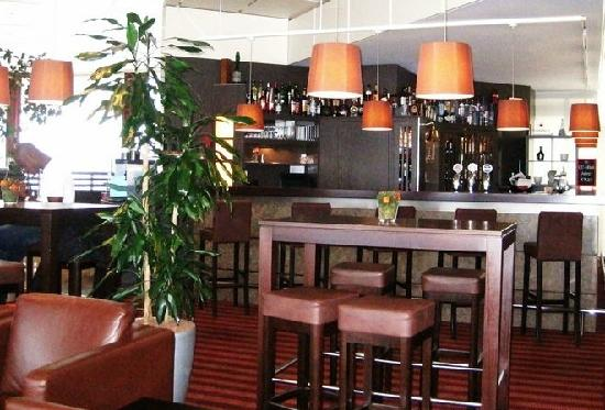 Sheraton Munchen Westpark Hotel: 酒廊