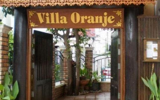 Villa Oranje: Villa Oranje