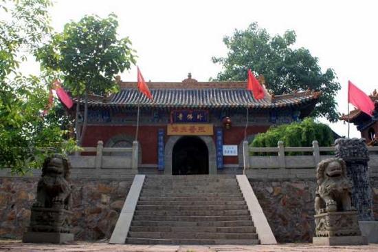 Temple of the Sleeping Buddha (Wofosi): 不错吧