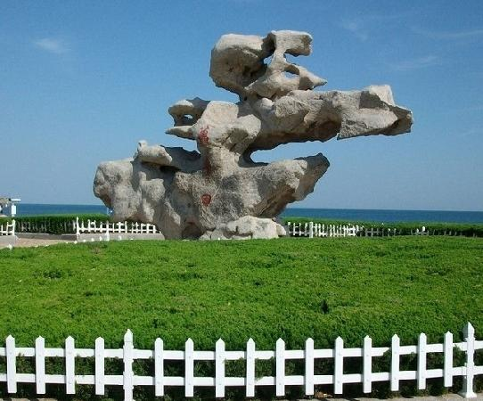 Wanpingkou Seaside Square: 日照万平口