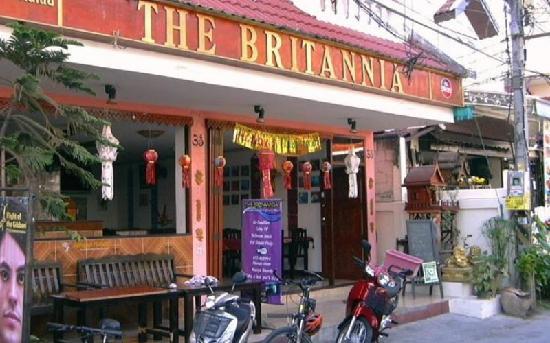 布瑞坦尼婭酒店照片