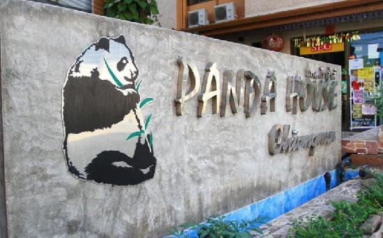 Panda House Chiangmai: Panda House Chiang Mai