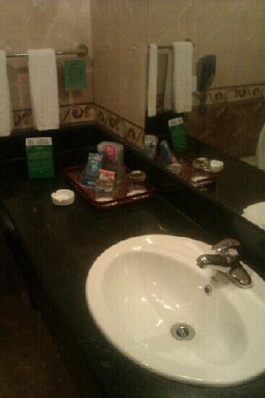 Hai Kun Hotel : 卫生间