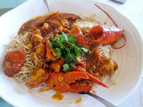 Spices: 龙虾捞面