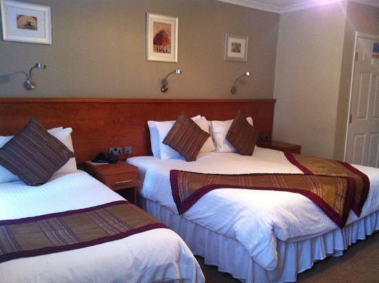 John Howard Hotel : 房