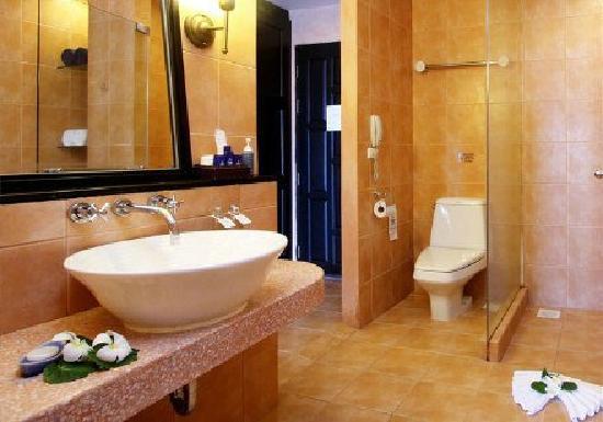 Nap Patong : 浴室