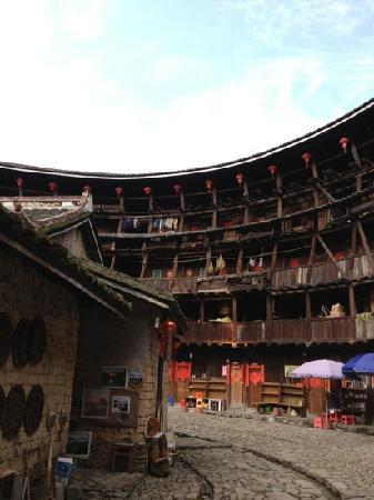 Yuchang Building: 裕昌楼内