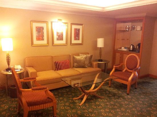 Boyue Beijing Hotel: 房间