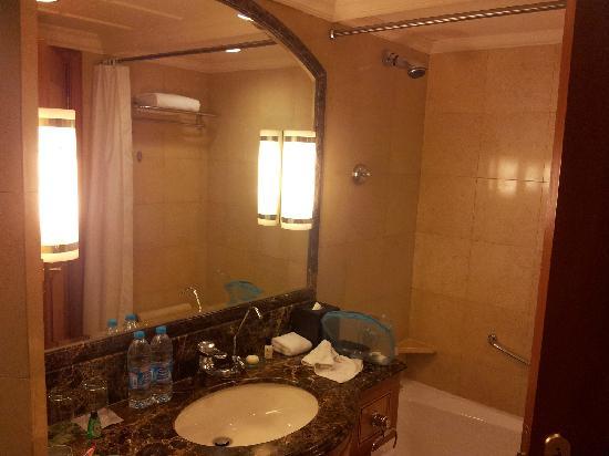 Boyue Beijing Hotel: 洗手间