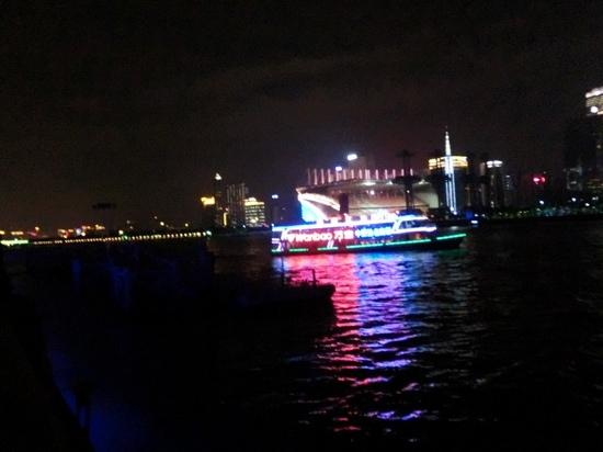 Pearl River (Zhujiang): 珠江夜游