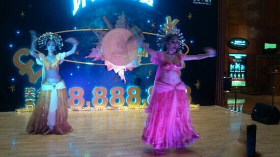 StarWorld Macau: 表演