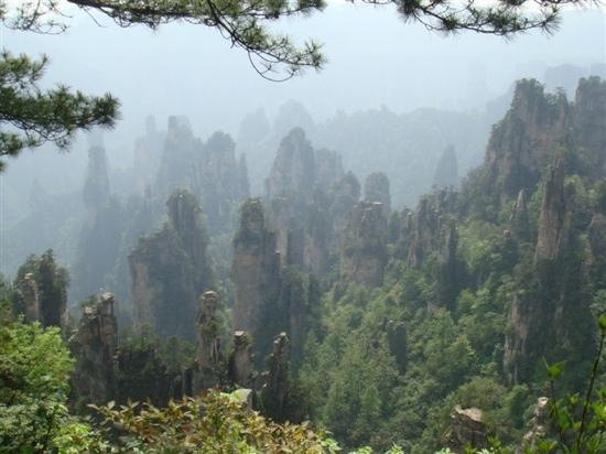 Zhangjiajie Tianbofu Scenic Resort: 天波府