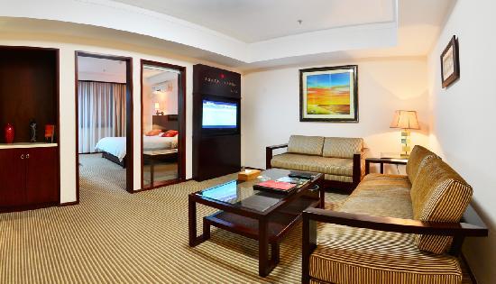 Eden Plaza Hotel: 天乐府豪华套房