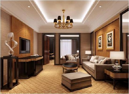 Hongyun Hotel: 青岛宏运大酒店客房