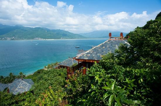 Fenjiezhou Island : 全景