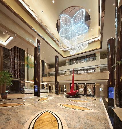 Shuguang Bozun Hotel: 酒店大堂