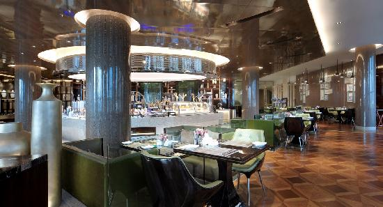 Shuguang Bozun Hotel: 尚食咖啡厅