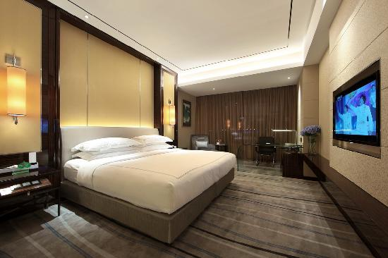 Shuguang Bozun Hotel: 观景大床房