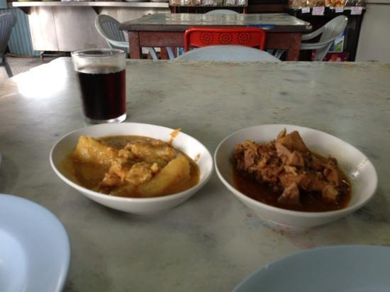 Aroon (Rai) Restaurant: 咖喱