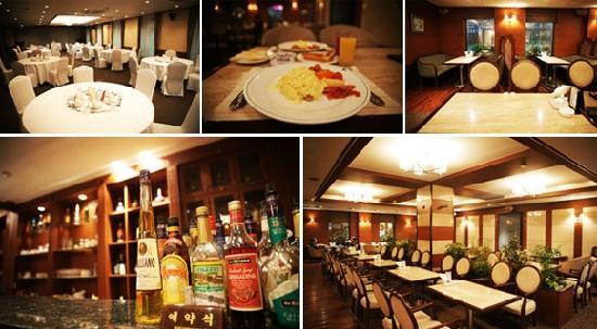 Karak Tourist Hotel: 餐厅