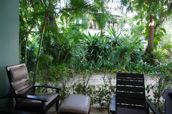 Chaweng Garden Beach Resort: 高级间