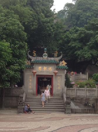 A-Ma Temple (Ma Kok Miu) : 澳门妈祖庙