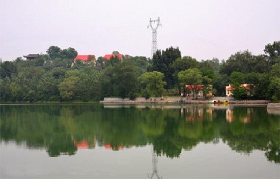 Yeshengyuan Holiday Resort: 大雁湖