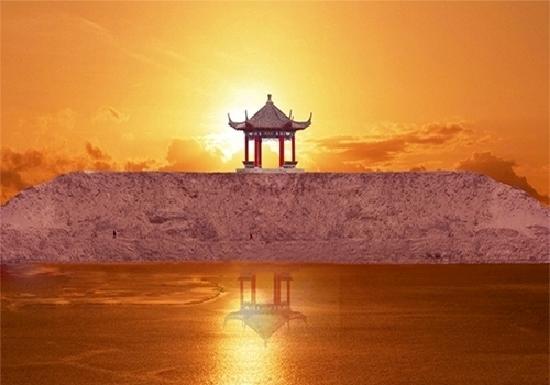 Yeshengyuan Holiday Resort: 观湖阁