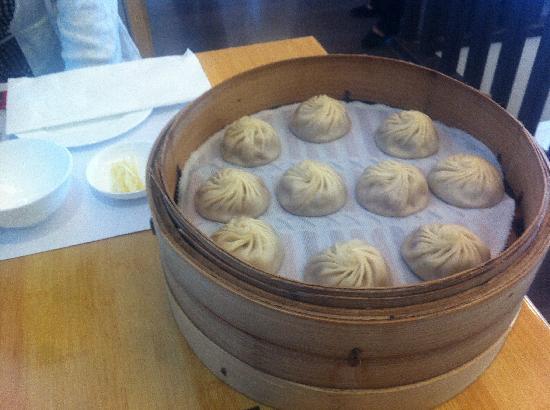 Din Tai Fung (Marina City Branch): 特色小笼包