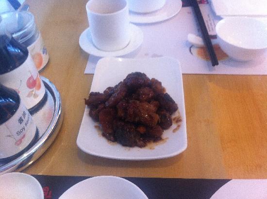 Din Tai Fung (Marina City Branch): 糖醋小排