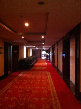 Liaoning Mansion: 宾馆像个大迷宫