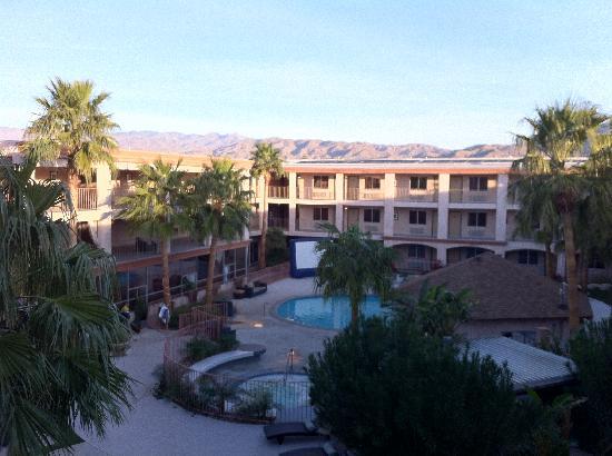 Aqua Soleil Hotel & Mineral Water Spa: 酒店