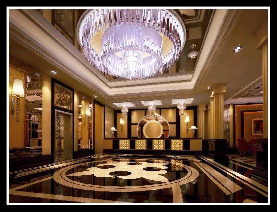 Dafuhao Hotel: 大堂内景