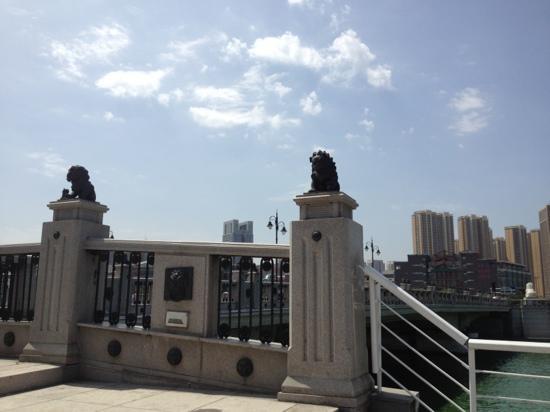 Tianjin Haihe Cultural Square: 海河