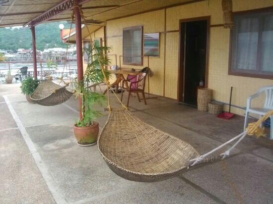 Busuanga Seadive Resort: 二楼