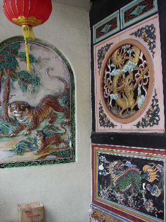 Chinatown - Melaka: china town